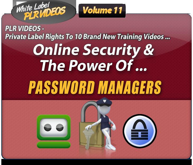 White Label PLR Video Volume 11 Header Image